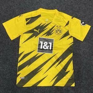 Using the city flag of new orleans as a jersey design is a good idea, but i'm not a fan of jerseys with no writing on the front. New Borussia Dortmund Home Soccer Jersey 2020/2021 Men ...