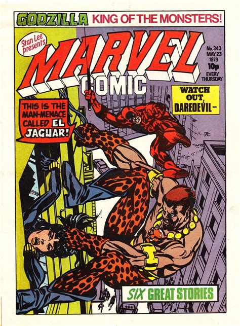 STARLOGGED - GEEK MEDIA AGAIN: 1979: MARVEL COMIC MAY ...