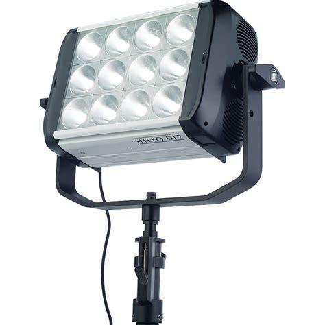 led light daylight litepanels hilio d12 daylight balanced led light 907 2001 b h