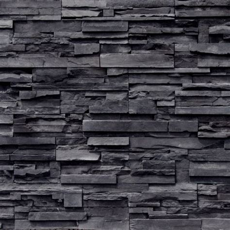 Dark Stacked Stone Tile  Google Zoeken  Ideeën Voor Het. Black And White Gallery Wall. Girls Ceiling Fan. Standard 2 Car Garage Size. Laundry Sink Costco. Whitewash Cabinets. King Platform Bed Frame. Bathroom Countertop Ideas. White Nesting Tables