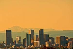 Denver Skyline Photograph by Colleen Coccia