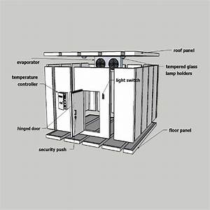 Wiring Diagram Of A Freezer Room