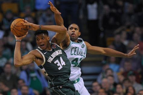 2. Boston Celtics vs 7. Milwaukee Bucks OFFICIAL Series Thread