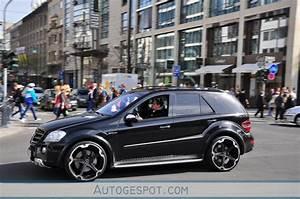 Mercedes Ml W164 Zubehör : mercedes benz ml 63 amg w164 2009 7 april 2010 autogespot ~ Jslefanu.com Haus und Dekorationen
