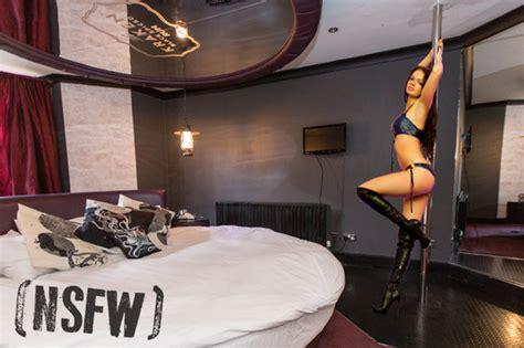 Nine Hotel Rooms That Encourage Naughtiness Huffpost