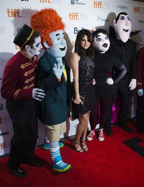 SELENA GOMEZ at The Hotel Transylvania Premiere at the ...