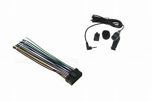 Wire Harness  U0026 Microphone Mic For Sony Xav