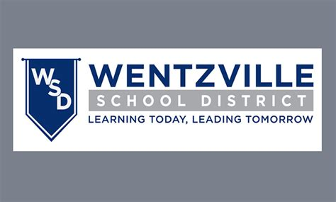 wentzville school district adopts logo time school