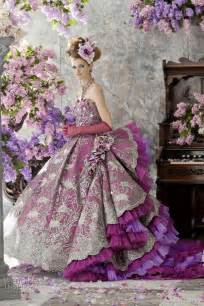 purple dresses for wedding wedding dresses with purple accents dresses trend