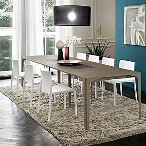 But Console Extensible : console extensible en stratifi fabio 4 pieds tables chaises et tabourets ~ Teatrodelosmanantiales.com Idées de Décoration