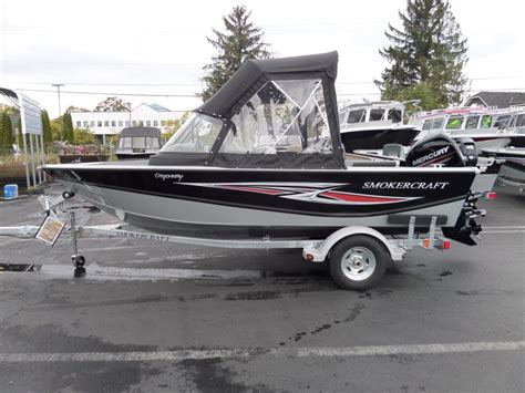 Used Aluminum Fishing Boats In Oregon by Smokercraft Boats For Sale In Oregon