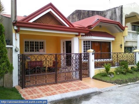 small bedroom houses bungalow house plans philippines design small two bedroom