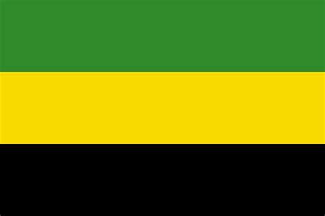 jamaican flag colors jamaica colors flag of jamaica