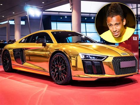 Madly Spectacular Cars of Football Players – Blog Betfinal