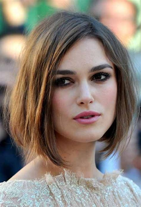 short hairstyles  oval face unavoidable