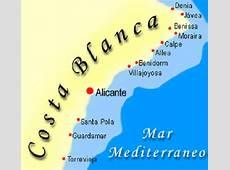 Alicante La Costa Blanca