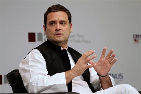 BJP leader uses Hawking tribute to troll Rahul Gandhi ...
