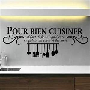 les 25 meilleures idees de la categorie citation cuisine With dessin de belle maison 8 citation de la bonne cuisine stickers muraux decoration de
