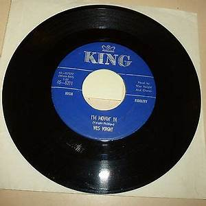 popsike.com - ROCKABILLY 45 RPM RECORD - WES VOIGHT - KING ...