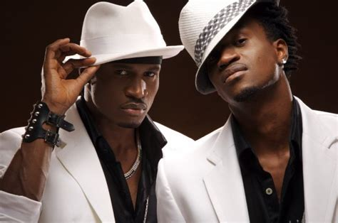 Paul Okoye of P-Square: he married the mother of his son