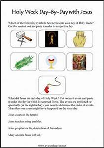 Story of Easter mini-book to print in color or black and ...