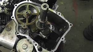 How To Replace The Sump Gasket On A Briggs V