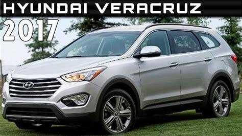 Hyundai Veracruz Reviews by 2017 Hyundai Veracruz Review Rendered Price Specs Release