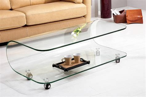 contemporary glass coffee tables 13 incredible glass top coffee table designs