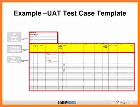 testing plan template excel excel templates excel