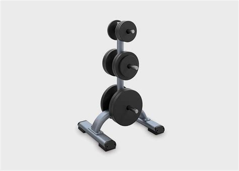precor discovery series weight plate tree  fit