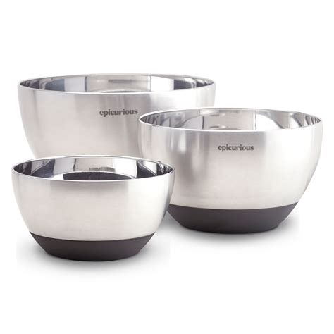 mixing bowl set epicurious kitchen