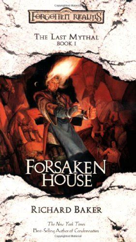 Forsaken House By Richard Baker « Read Between The Lines