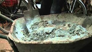 Comment Faire Du Beton : comment faire du ciment la main youtube ~ Melissatoandfro.com Idées de Décoration