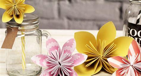 Eine Origami Blume Falten? Mit Dieser Videoanleitung