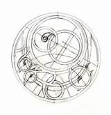 Sundial Drawing Astrolabe Tattoo Tattoos Chi Ne Celestial Ink Getdrawings Coloring Inspiration Sun Clock Sister Fashioned Sketch Compass Occult Designs sketch template