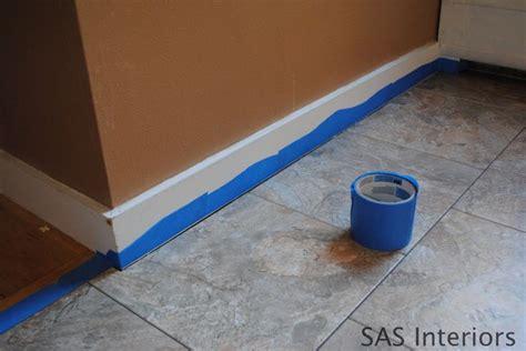 diy how to install groutable vinyl floor tile bathroom