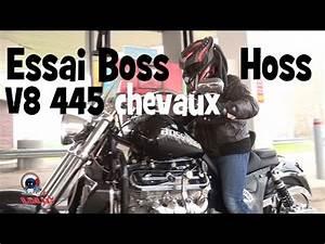 Moto Boss Hoss : essai moto boss hoss un v8 de 445 ch pour retrouver ses reves de gosse lolo cochet moto youtube ~ Medecine-chirurgie-esthetiques.com Avis de Voitures