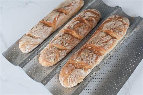 baguette cuisine amazon com paderno cuisine 4 baguette pan non