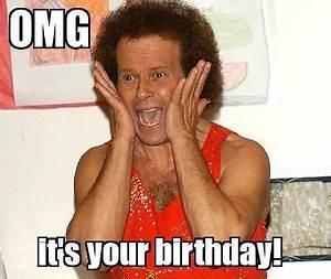funny happy birthday meme collection boyfriend/girlfriend ...