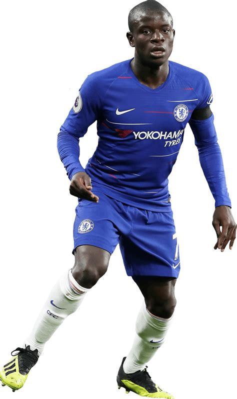 N'Golo Kanté football render - 53027 - FootyRenders