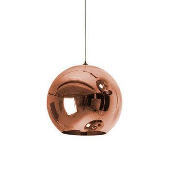 observatory lighting replica tom dixon copper pendant