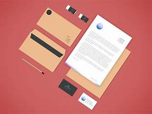 Freebie brandingstationery mockup by graphberry on deviantart for Graphberry