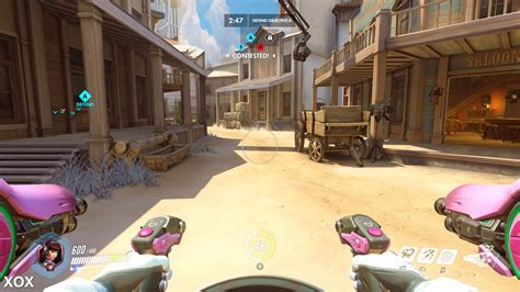 Overwatch On Xbox One X Does Its Dynamic 4k Scaler Hold