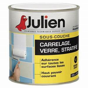 sous ouche j7 carrelage verre julien 0l5 castorama With sous couche peinture carrelage