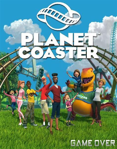 โหลดเกมส์ [PC] PLANET COASTER | เกมส์สร้าง เมืองแสนสนุก ...