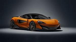 Wallpaper McLaren 600LT, Sport car, 2019, 5K, Automotive