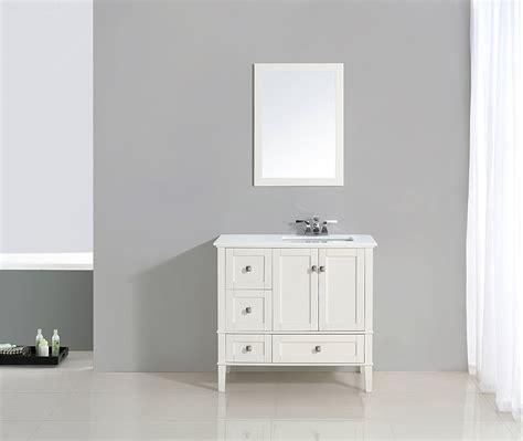27 inch bathroom vanity vanities water creation