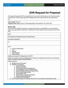 40 best request for proposal templates examples rpf With rfp questions template