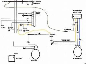 Would You Happen To Have A 1970 Alternator Wiring Diagram