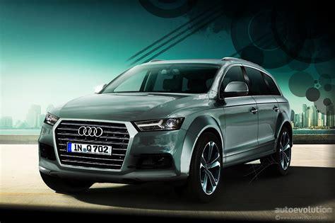 2018 Audi Q7 A New Design Language From Ingolstadt